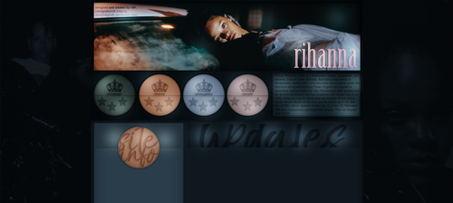 free design ft. Rihanna by designsbyroth