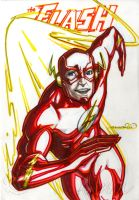 Flash (markers) by emmshin