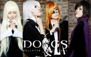 DOGS - Bullets and Carnage by EimASagi