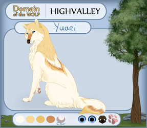 Yuaei - Highvalley Meister by Wildfire-Tama