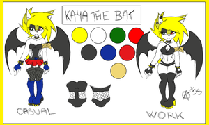 Kaya the Bat (bio) by kaya1231