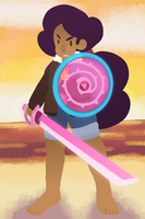 Stevonnie by Beeshroom