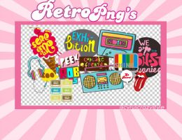PNG_retros by cyruscrazystyle