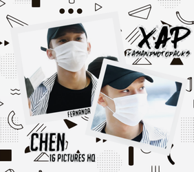 Photopack 1894 // Chen (EXO) by xAsianPhotopacks