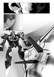 Macross Elysium (Chapter Seven-WONDERLAND) Page 13 by kylefalconkpd