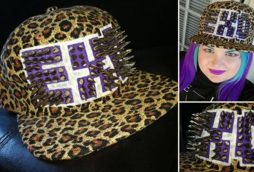 Spiked EXO Hat by RSMRonda