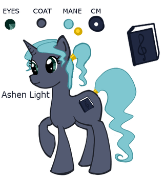 Ashen Light Refrence by ElfGift