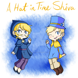 A Hat in Time Shiva_Goddess by VocaloidNova