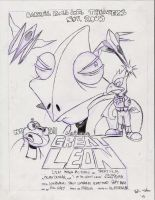 The Great Leon Movie by dustindemon