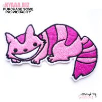Patch - Grinny Cat - Cheshire Cat by shiricki