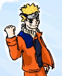 Naruto wins by AlucardDH