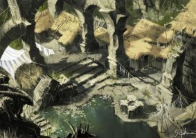 Ruines by pusiaty