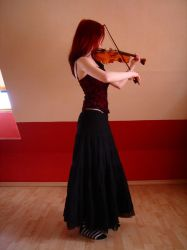 violinist 3 by liam-stock