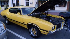 '71 Oldsmobile 442 by hankypanky68