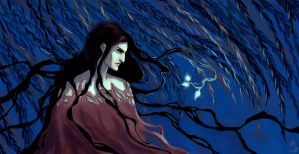 Mother Nature (RotG) by AkagenoSaru
