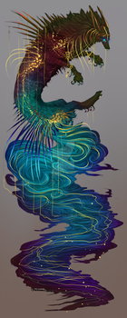 QuillDog: Ionic Demonic Waters (CLOSED) by MischievousRaven