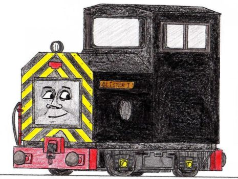 Blister I the Small Twin Diesel by 01Salty