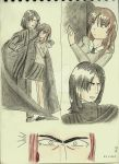 Snape in troubles by Niiara00