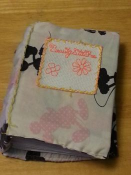 BCD: Flowers Mini Blank Book 10 by t0pd0g4evr