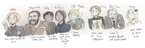 The Hunger Games by Super-Cute