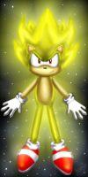 Super Sonic - Chi Art Trade by iluvhorsez-25