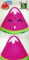 Melon Slice from Pet Society by Worren