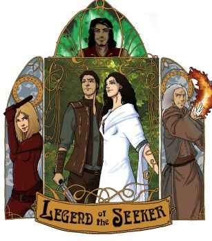 Legend of the Seeker-for Abboz by yamiswift