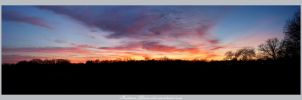 Evening Panorama by IndianRain