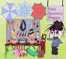 Potes' Accessory Shoppie [CLOSED] NOW 50% off by Sealestial
