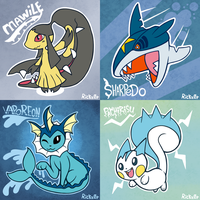 PokeddeXY: Days 17-20 by Rickz0r