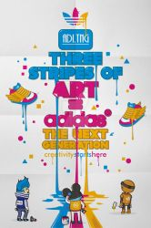 TNG x ADIDAS by NOF-artherapy