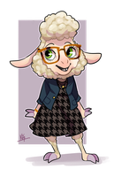 Bellwether (Day 8) by KaiTexel