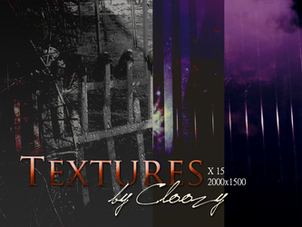 Textures Pack Miscellaneous by Cloozy