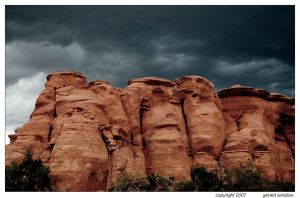 Storm Sentinels by GeraldWinslow