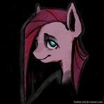 Pinkamena Again by Feather-Red