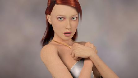 Poser to 3DS Max test 01 by SturmB