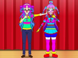 Zeidel clown tf 5 by TechnoPagan9