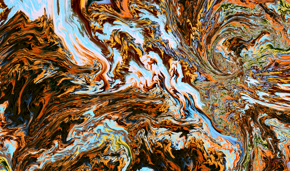 Natural Fluid Motion by LukasFractalizator