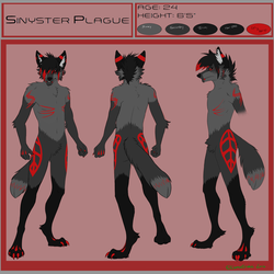 Sinyster Plague -OFFICIAL- Reference Sheet by DemonSnake