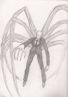 The Claw of the Slender Man by ShojiAmasawa