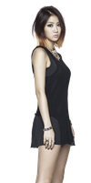Soyou (Sistar) PNG [Render] by GAJMEditions