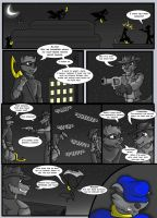 Sly Cooper: Thief of Virtue Page 196 by ConnorDavidson