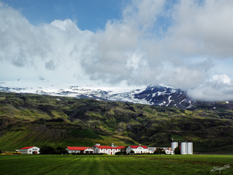 eyjafjallajokull - Iceland by Introspectre71