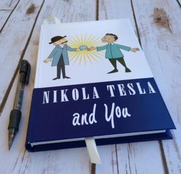 Nikola Tesla and You by wastelandPeach