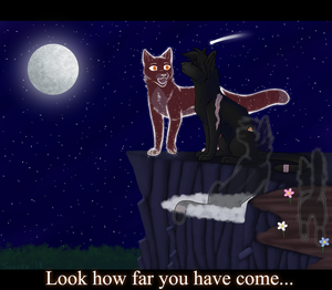 Look How Far You Have Come... | Redraw by Jetheart13