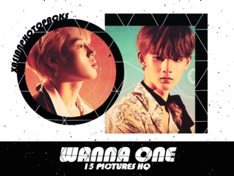 Photopack 4996 // Wanna One (POWER OF DESTINY). by xAsianPhotopacks