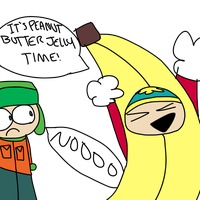 Peanut Butter Jelly Time by winter-blanket
