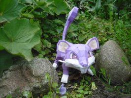 Rattata papercraft by TimBauer92