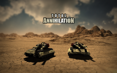 Total Annihilation Reapers by Emoryy