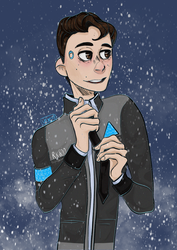 My name is Connor, by vervayn